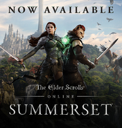 The Elder Scrolls Online Summerset Steam Promotion Released