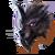 Treasure Werewolf Head