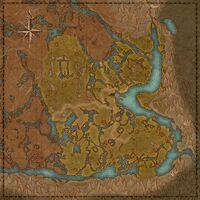 Листовая вода (карта)
