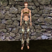 Простые штаны (Morrowind) 7 (жен)