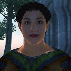 Alessia Ottus face