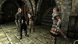 Battle for Solitude Castle Dour
