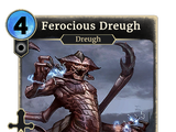 Ferocious Dreugh