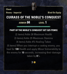 Noble's Conquest