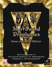 TheMorrowindProphecies