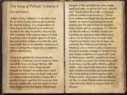 The Song of Pelinal, Volume 6