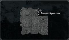 Бтардамз - план жилого района