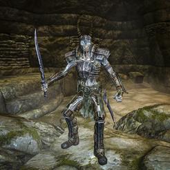 Драугр - главный военачальник