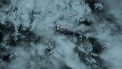 Кагрумез на карте