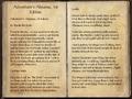 Adventurer's Almanac, 1st Edition 1 of 2.png