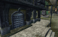Blackwood Company Hall Entrance