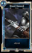 Card-Steel Sword