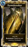 Dawnbreaker (Legends) DWD