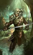 Greenheart Knight card art