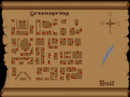 Greenspring full map