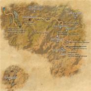 Lion's Den Map