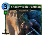 Shadowscale Partisan
