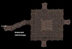 Внешнее святилище альд даэдрот