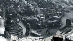 Гора Антор, вид 3