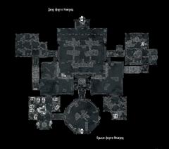 Форт Нойград - план