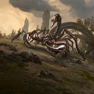 Clockwork Scorpion card art