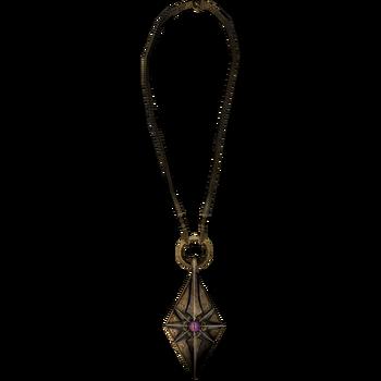Jeweled Amulet (Skyrim)   Elder Scrolls   FANDOM powered by Wikia