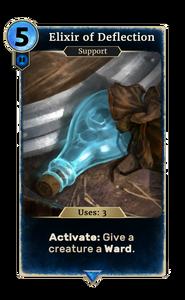 Elixir of Deflection
