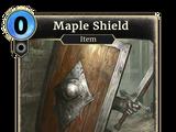Maple Shield (Legends)