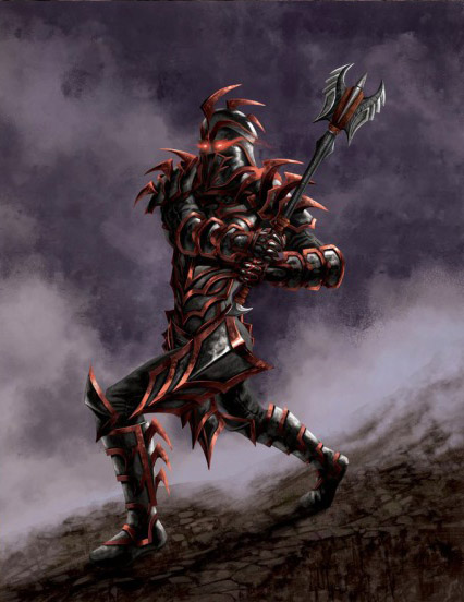 The Pestilence of the Daedra