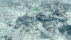 Пещера Хоба (карта)