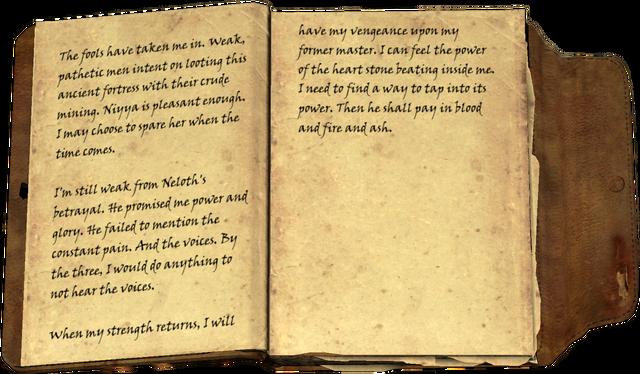 File:Ildari's Journal, vol. I.png