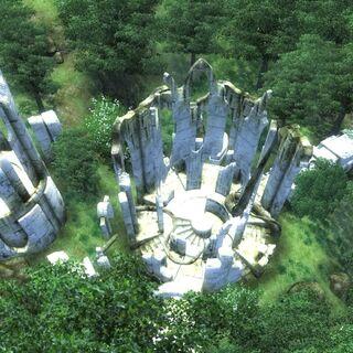 Ruiny Ayleidów w Cyrodiil