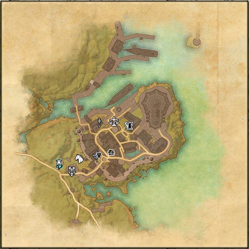 Image - Shimmerene (Online) Map.png   Elder Scrolls   FANDOM powered ...