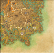 The 36 Lessons - Sermon 18 Map Location