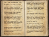 The Doors of Oblivion, Part 2