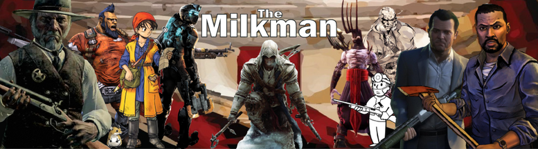 The Milkman Banner 2.0