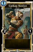 Cathay Novice (Legends) DWD