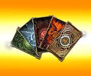 Legends Card Backs