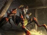 Pajęcza daedra (Legends)