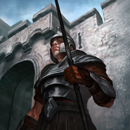 Septim Guardsman card art