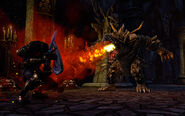 TESO Daedroth capture officielle