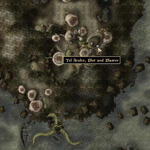 File:Tel Arhun Plot and Plaster - Local Map - Morrowind.png