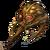 Treasure Nix-Hound Head