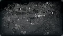 Белый Зал (Карта)