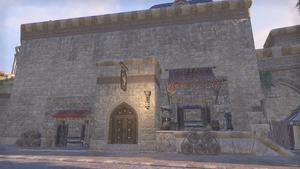 Здание в Причале Абы 19