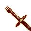 Иконка Эбонитовый кинжал (Oblivion)