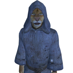 М'Айк Лжец (Oblivion)