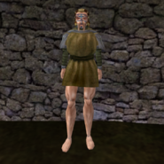 Простая рубашка (Morrowind) 15 (муж)