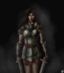 Commander Beatia of Ylliolos
