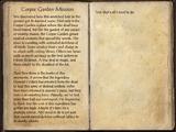 Corpse Garden Mission